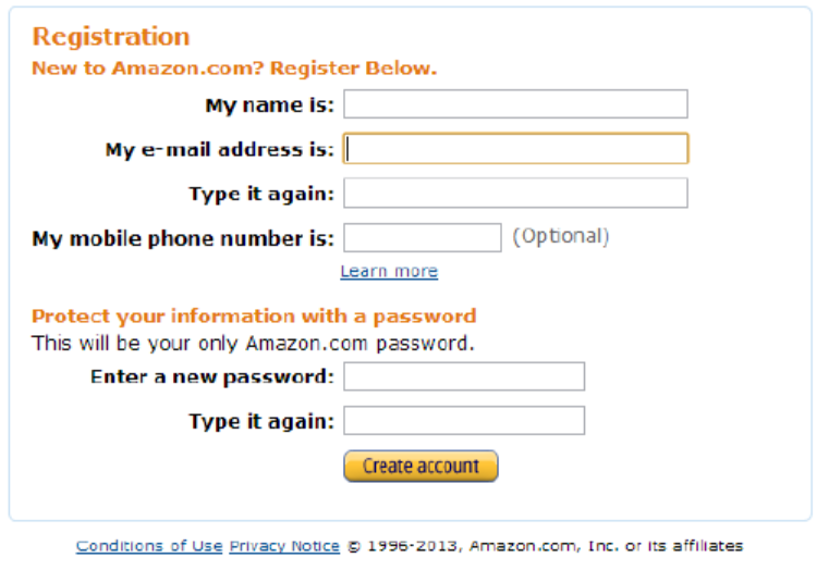 Amazon住所