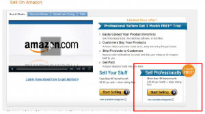 Amazon登録