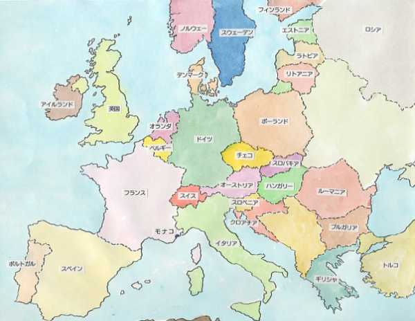 ヨーロッパAmazon