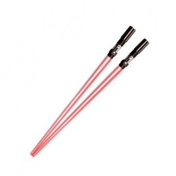Star Wars- Darth Vader Lightsaber Chopstick Light up version