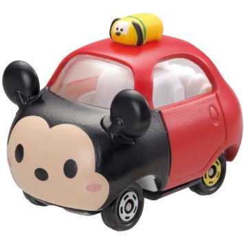 Tomica Disney Motors Tsum Tsum Mickey Mouse Top