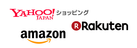 Amazon Yahoo 楽天