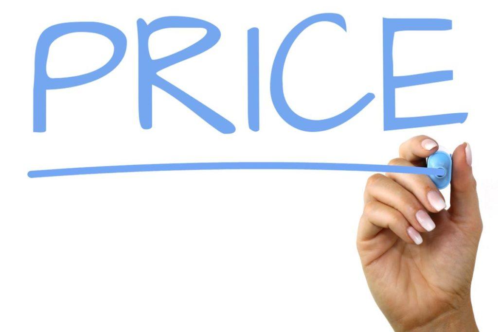 Amazonの価格調整
